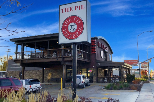 The Pie South Salt Lake