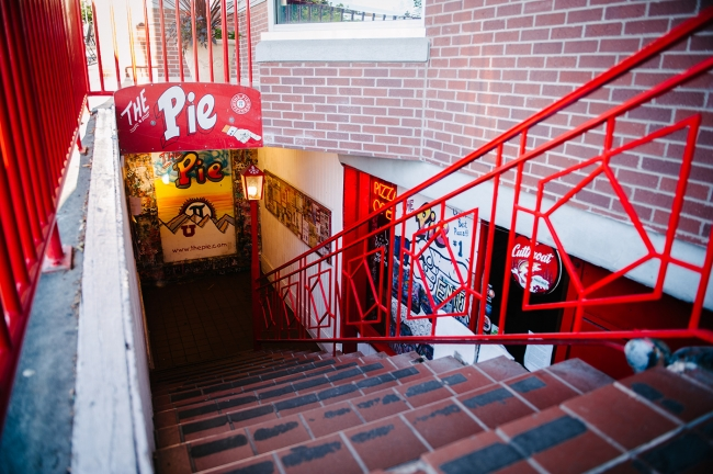 The Pie Underground / Salt Lake